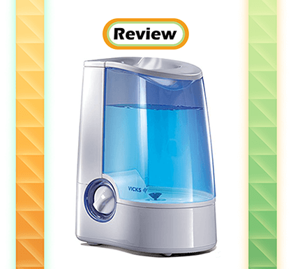 vicks warm mist humidifier model v745a manual