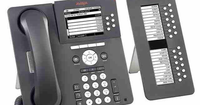 avaya model 9608 user manual