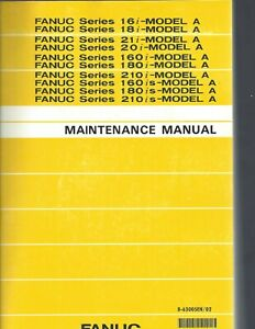 fanuc 32i model a maintenance manual