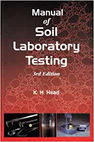 manual of soil laboratory testing volume 1 pdf