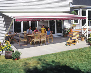sunsetter awning model 1100 manual