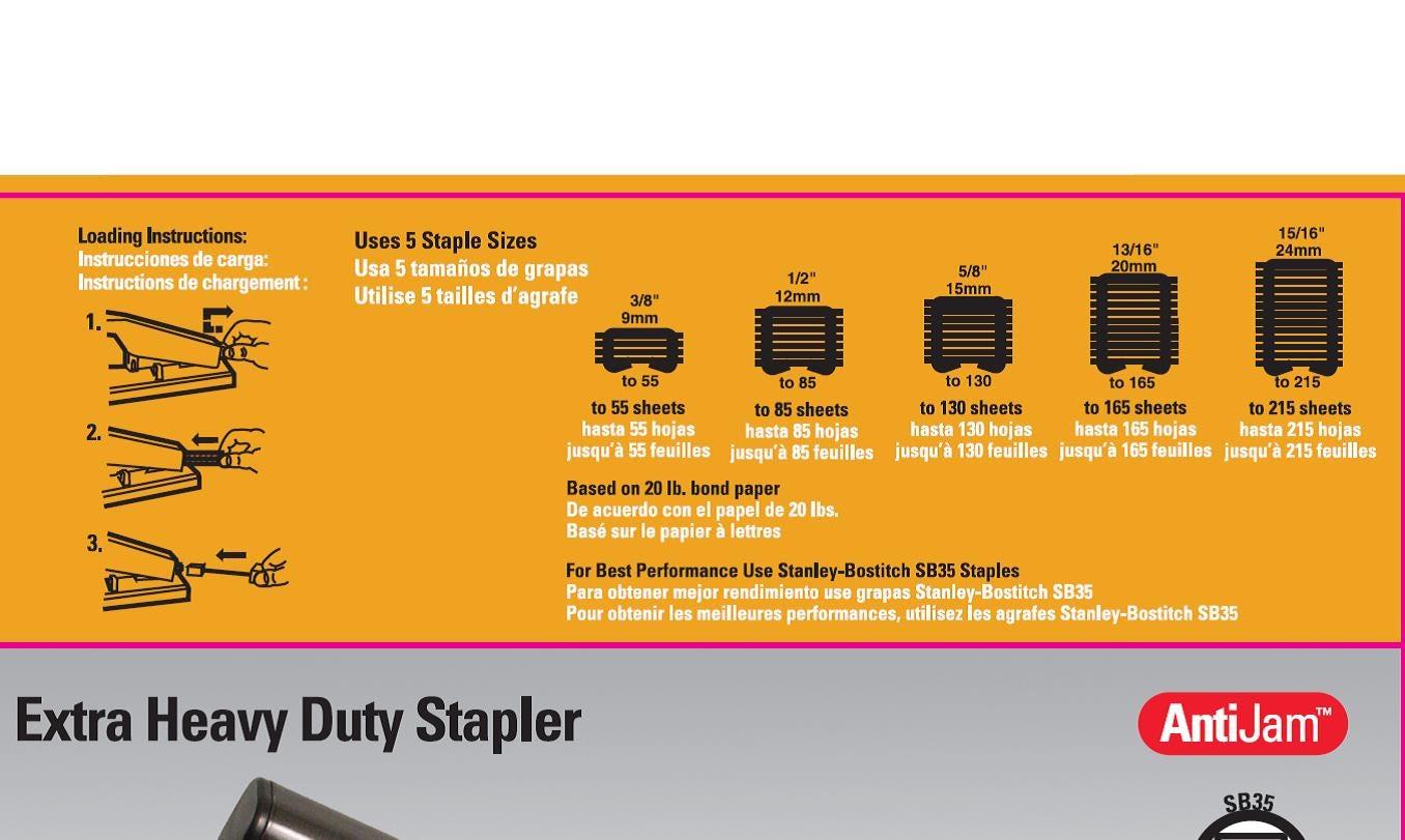stanley bostitch model b310hds manual