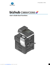 bizhub 920 service manual pdf free download