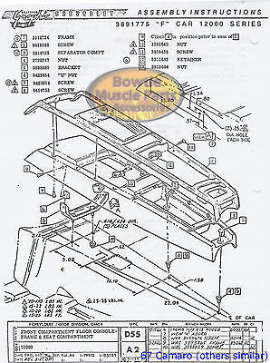 1968 firebird assembly manual pdf