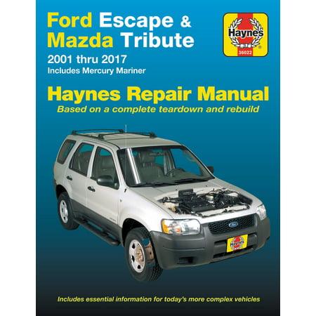 ford escape haynes manual pdf