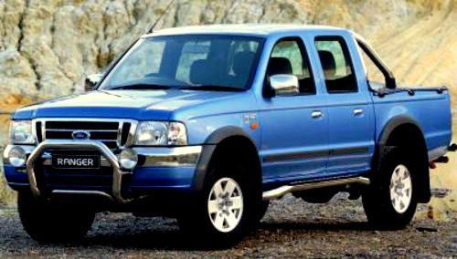 2000 ford ranger manual pdf