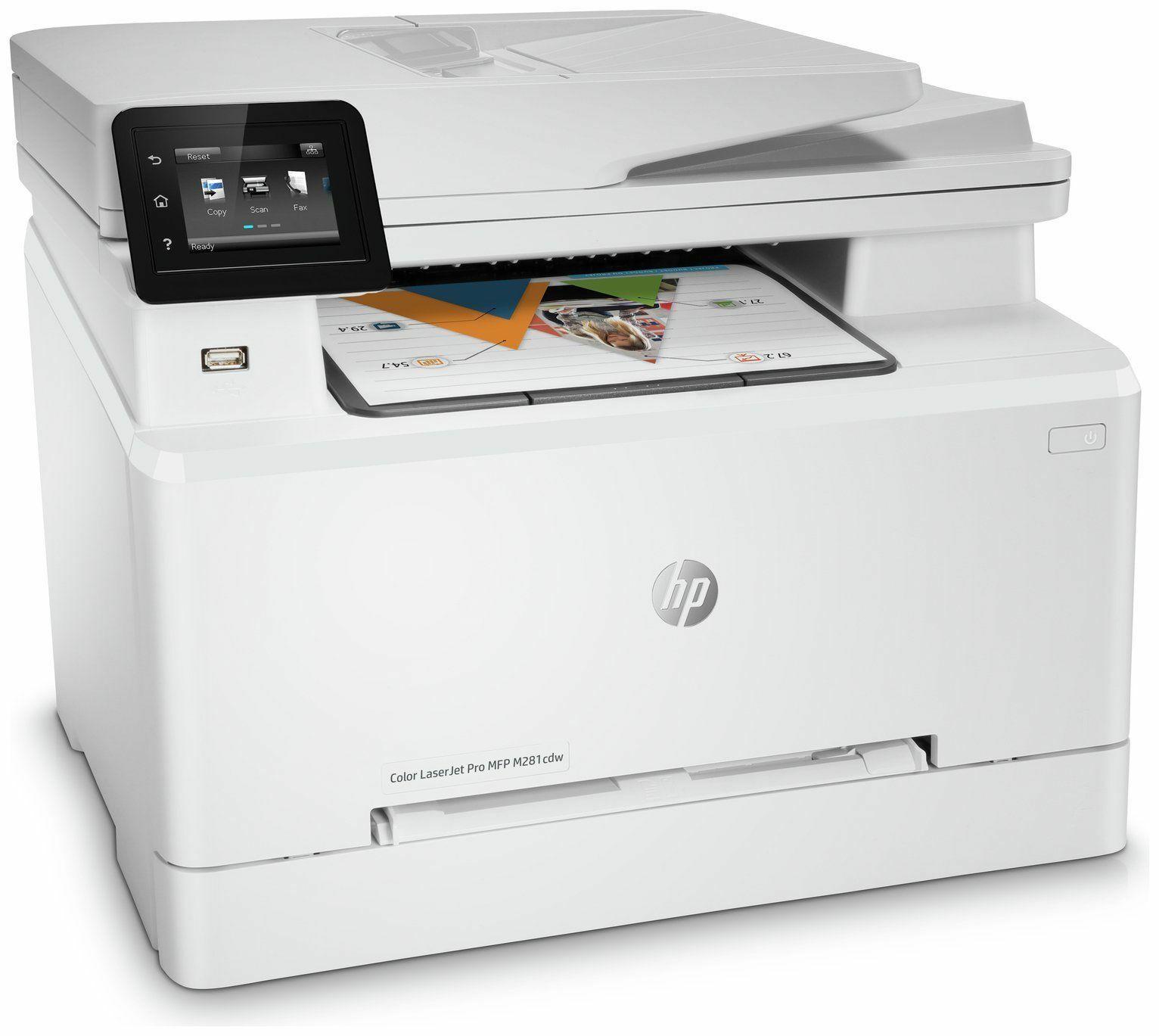 hp laserjet pro mfp m281cdw manual