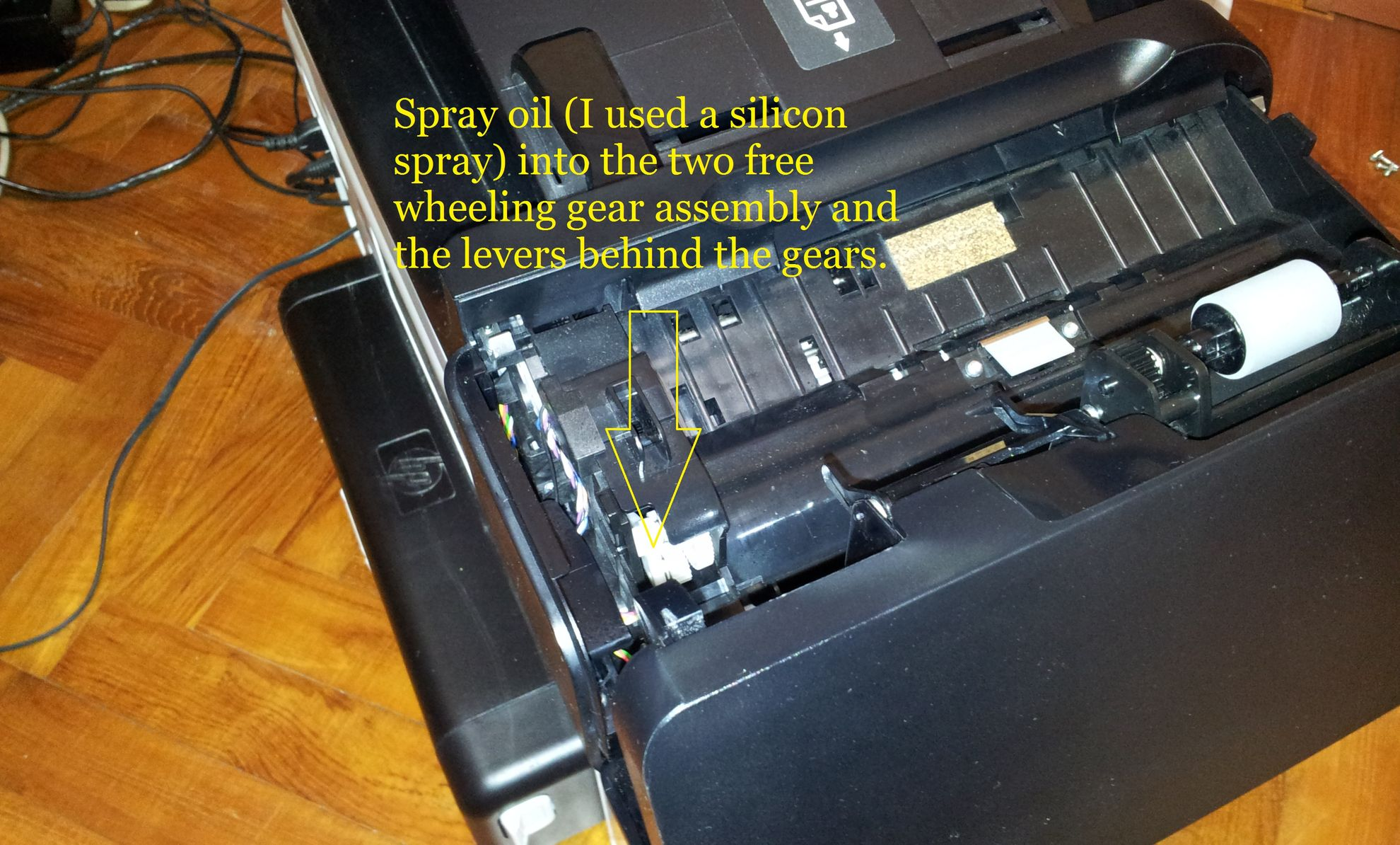 hp officejet pro 8500a plus repair manual