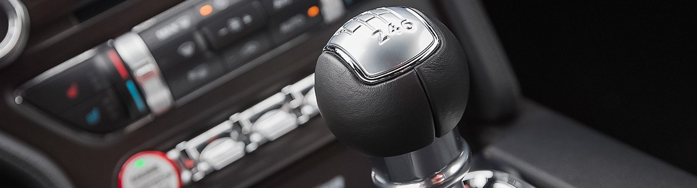 2007 mustang ford base model manual shift knob