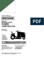 craftsman gt 3000 manual pdf