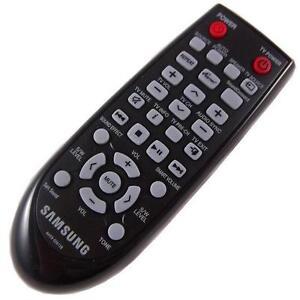 samsung sound bar remote conrol manual