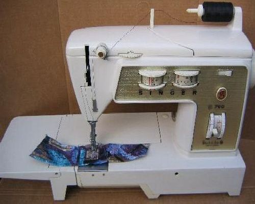 manual singer one step buttonhole machine model 6235