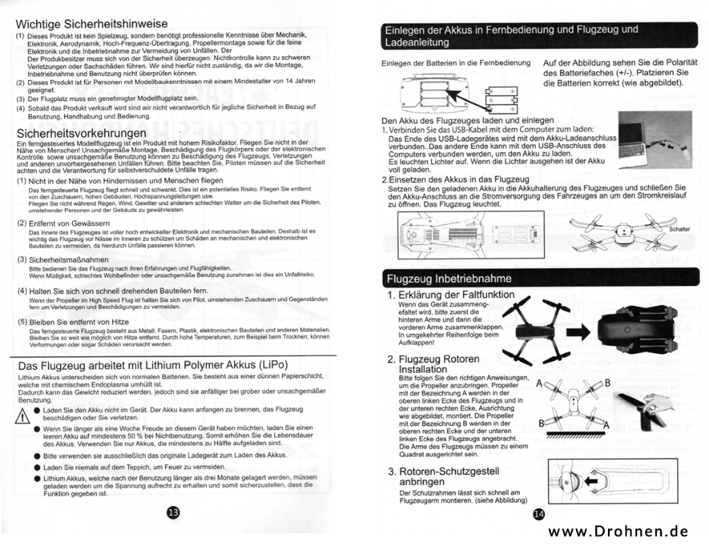 eachine e58 manuale italiano pdf