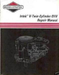 briggs and stratton repair manual 271172 pdf free