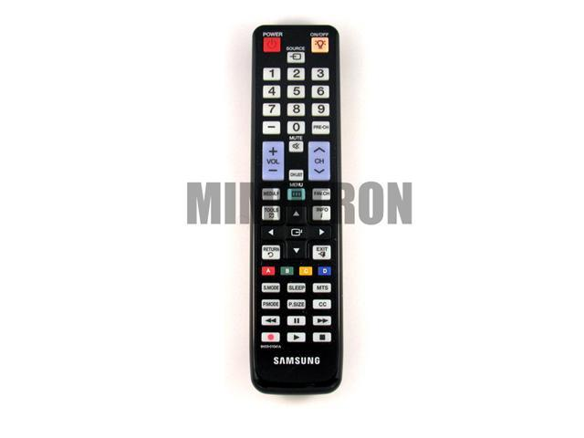 control remoto samsung bn59 manual