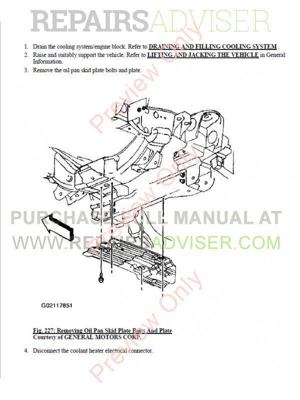 1996 chevrolet tahoe repair manual download