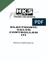 hks evc 5 manual download