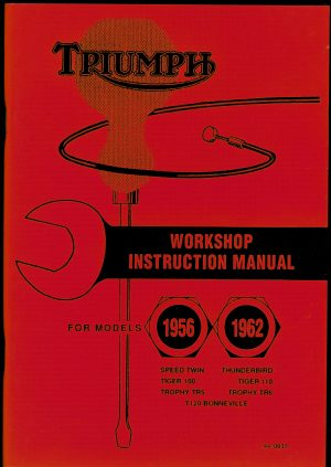 triumph workshop instruction manual for models 1945 to 1955 pdf