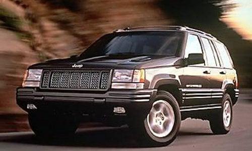 1998 jeep grand cherokee manual pdf