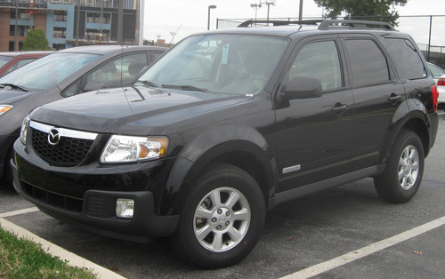 2008 mazda tribute repair manual download