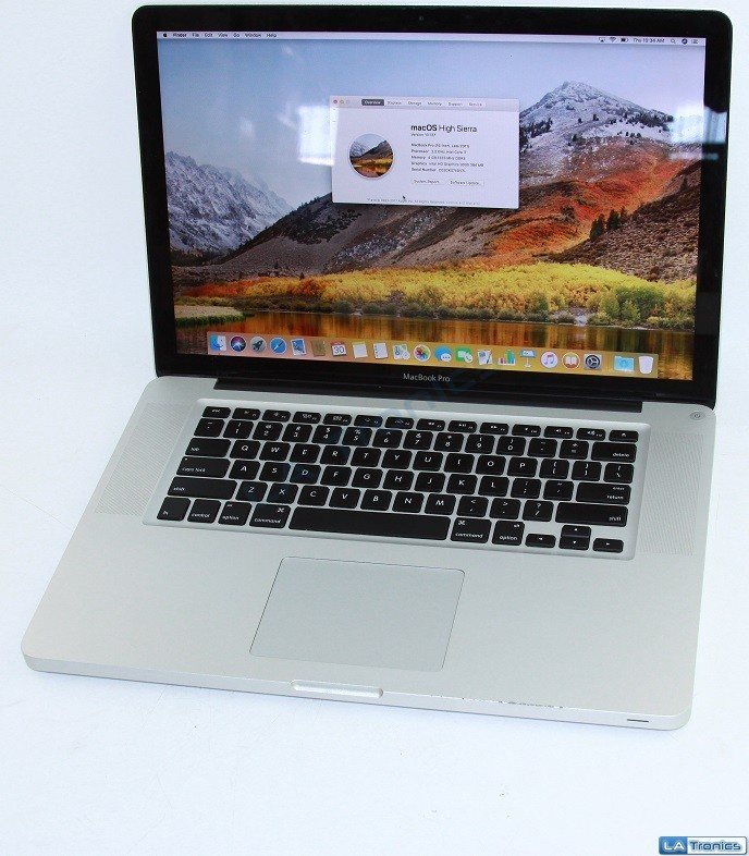 apple laptop model at261 manual