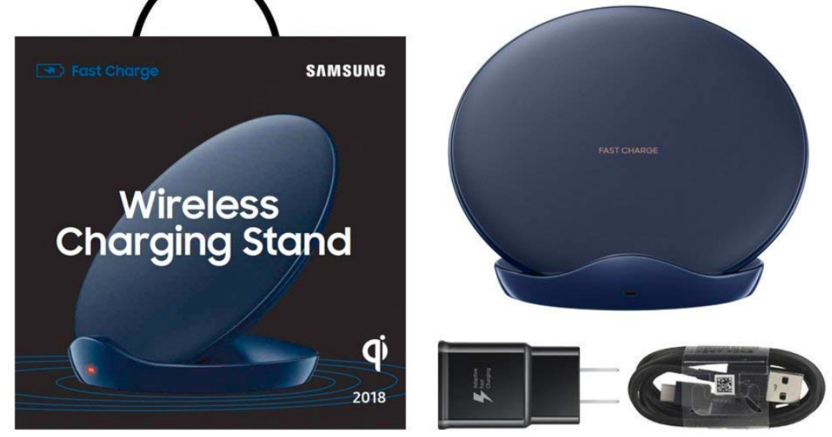 samsung fast charge wireless charging stand 2018 manual
