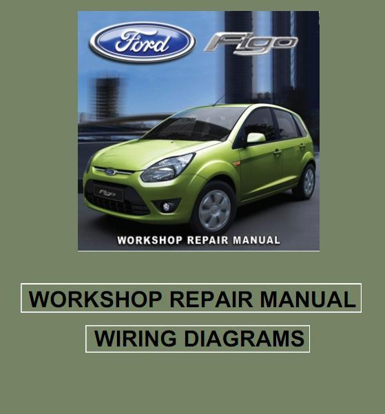 ford figo workshop manual free download