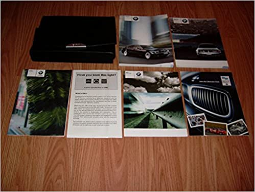 bmw 745i owners manual free download
