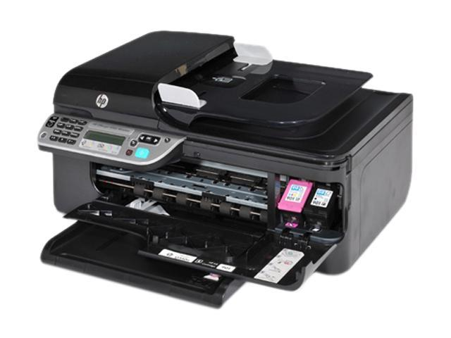 hp deskjet 4500 printer manual
