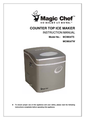 magic chef model mcim22tw manual