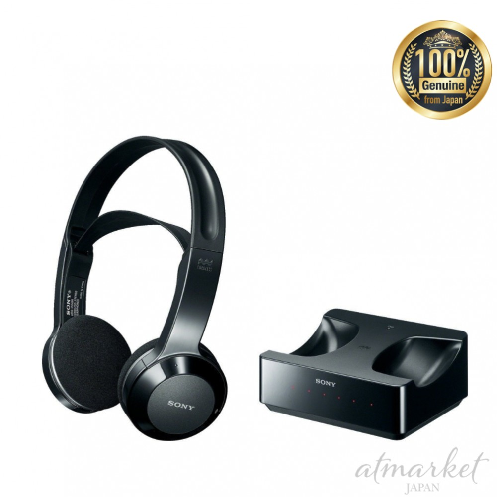 manual sony wireles headphones model mdr-rf985r