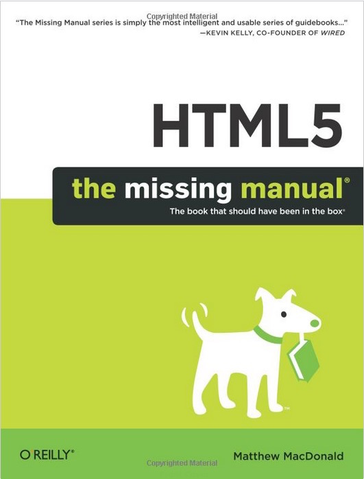 css the missing manual download