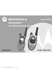 motorola talkabout 250 manual pdf download