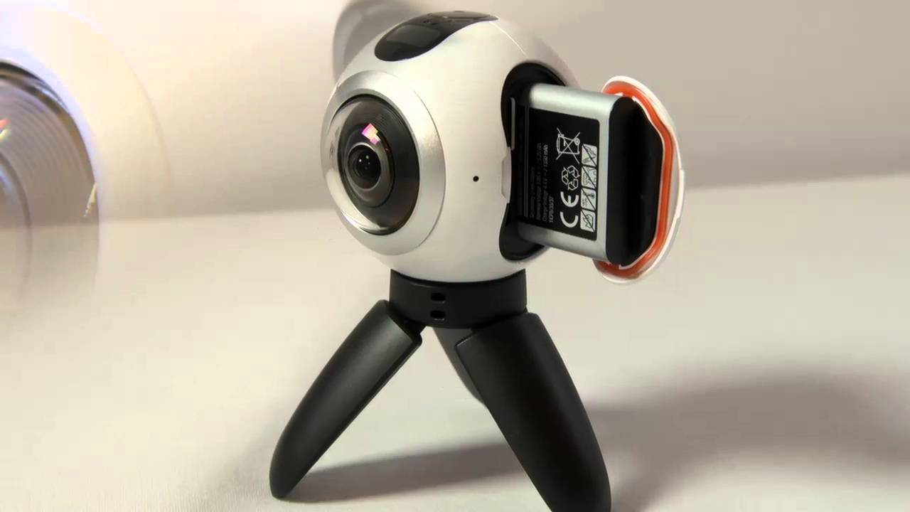 samsung gear 360 camera manual