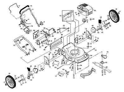 husqvarna model lc221a service manual