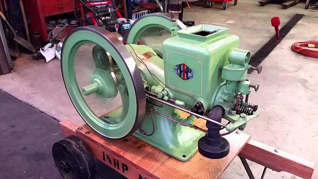 manual for ihc mogul 10 hp engine