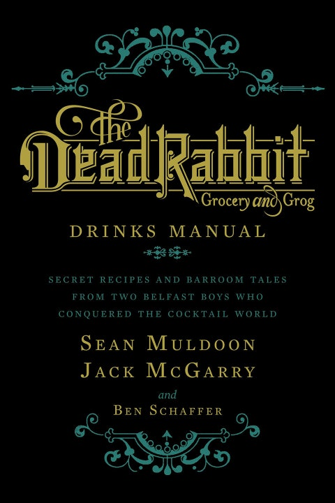 the dead rabbit drinks manual download