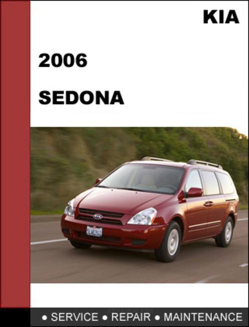 2012 kia sedona free repair manual download