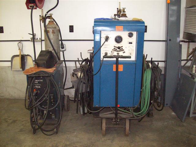 miller model 320a bp tig welder manual