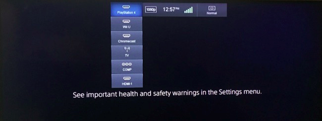 manually labeling sources on a samsung tv