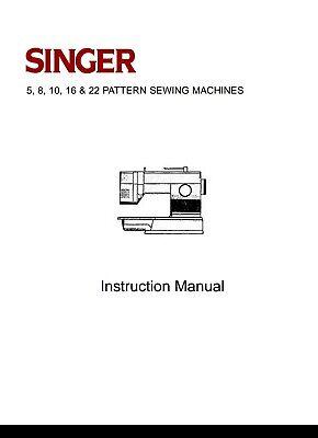 singer sewing machine manual free model 9044