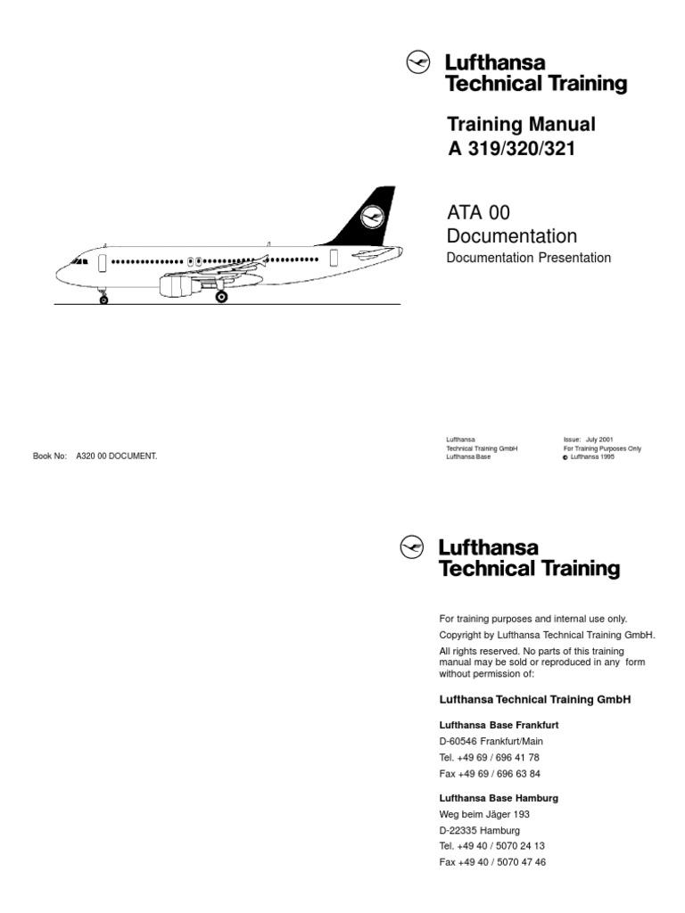 airbus a320 maintenance training manual pdf