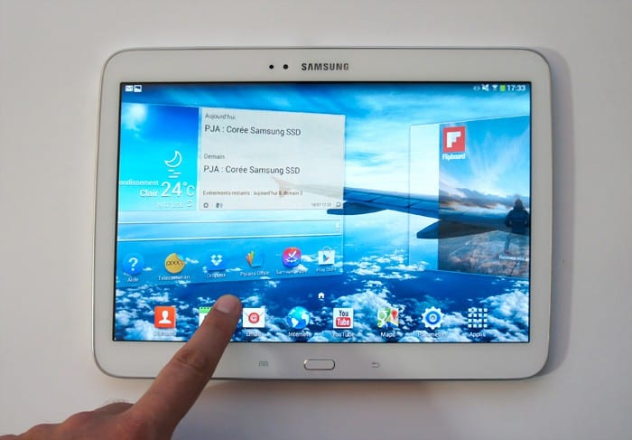 manually update my samsung tablet 10.1