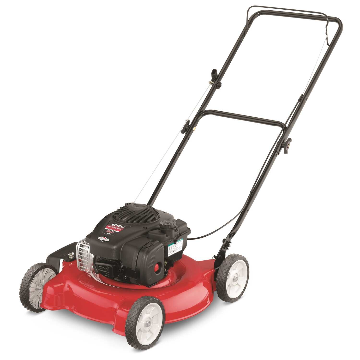 briggs and stratton lawn mower manual download