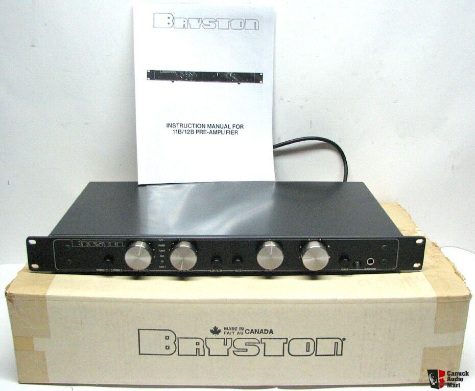 bryston model 11b service manual