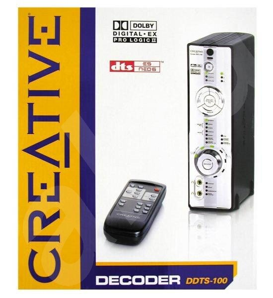 creative decoder ddts-100 manual download