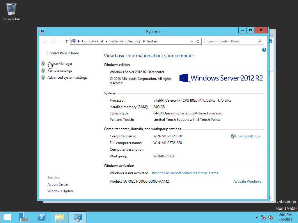 download windows updates manually server 2012 r2