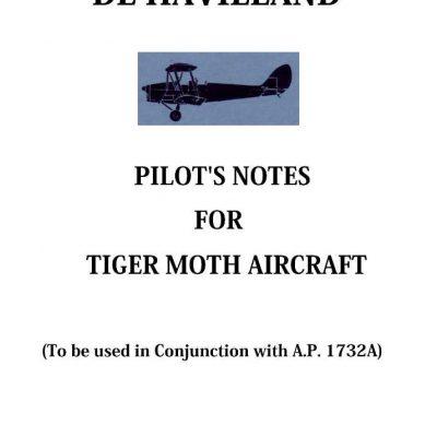 de havilland tiger moth haynes manual download