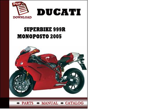 ducati 999 workshop manual free download