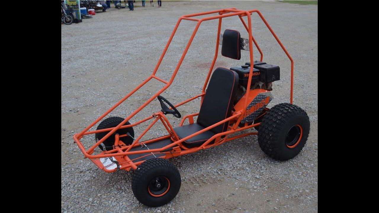 manco dingo 13 hp go kart manual
